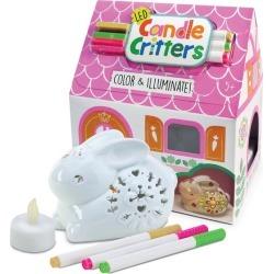 Kids Toys LED Candle Critters, Bunny (White) Bright Stripes Maisonette found on Bargain Bro India from maisonette.com for $21.99
