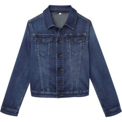 DL1961 Manning Toddler Jacket, Magic Mountain (Blue, Size 2-3Y) Maisonette found on MODAPINS from maisonette.com for USD $66.00