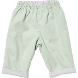 Oso & Me Reversible Baby Pant, Seafoam/Grey (Green Grey, Size 3M) Maisonette found on Bargain Bro from maisonette.com for USD $39.52