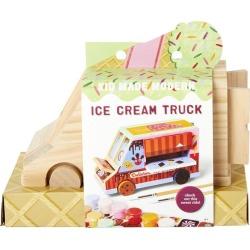 Kids Toys Paint Your Own Ice Cream Truck Kit Kid Made Modern Maisonette found on Bargain Bro India from maisonette.com for $24.99