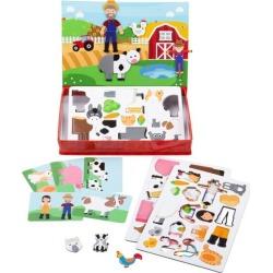 Kids Toys Mag-Play, Meadow Bigjigs Toys Maisonette