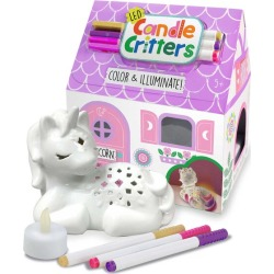 LED Candle Critters, Unicorn by Bright Stripes Kids Toys Maisonette found on Bargain Bro India from maisonette.com for $21.99