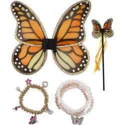 Great Pretenders Beautiful Monarch Butterfly and Bracelet Bundle Maisonette found on Bargain Bro from maisonette.com for USD $18.24