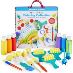 My First Painting Collection by Kid Made Modern Kids Toys Maisonette found on Bargain Bro India from maisonette.com for $29.99