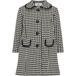 Britannical - Kensington Coat, Holland Park (Black Plaid, Size 7-8Y) Maisonette found on Bargain Bro Philippines from maisonette.com for $360.00
