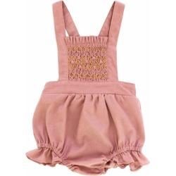 Finita Magnolia Bubble, Dusty Rose Cord (Pink, Size 12M) Maisonette found on Bargain Bro from maisonette.com for USD $64.45