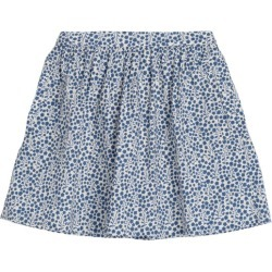 Maison Me - Chloe Skort, (Blue Ditsy Floral, Size 3Y) Maisonette found on Bargain Bro Philippines from maisonette.com for $25.20