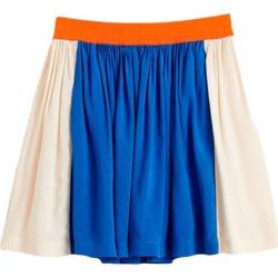 Bellerose - Parakeet Skirt, Multi (Multicolor, Size 4Y) Maisonette found on MODAPINS from maisonette.com for USD $71.00