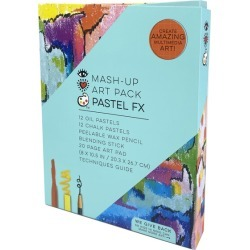 Mash Up Art Pack, Pastel Fx by iHeartArt Kids Toys Maisonette found on Bargain Bro India from maisonette.com for $21.99