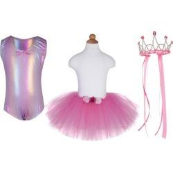 Great Pretenders Rainbow Ballerina 3-Piece Bundle, (Size 3-4) Maisonette found on Bargain Bro from maisonette.com for USD $32.68