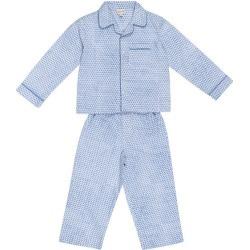 Mia + Finn Tom Pajama Set (Blue, Size 7-8Y) Maisonette found on Bargain Bro India from maisonette.com for $62.00