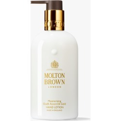 Molton Brown Mesmerising Oudh Accord & Gold Hand Lotion 300ml found on Bargain Bro India from Olivela for $36.00