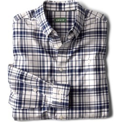 Wrinkle-Free Stretch Long-Sleeved Shirt - Regular found on Bargain Bro from Orvis for USD $74.48