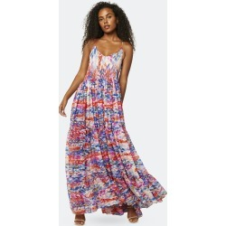 Kalita Scoop Neck Maxi Dress - M - Also in: S, L found on MODAPINS from Verishop Inc for USD $420.00