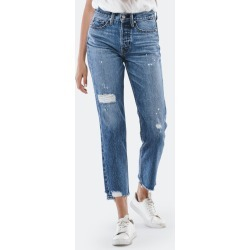 Eve High Rise Slim-Straight Jean - 26 - Also in: 24, 30, 27, 28, 29, 25 found on Bargain Bro Philippines from Verishop Inc for $168.00
