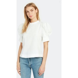 Cotton Balloon Sleeve Top found on Bargain Bro Philippines from Verishop Inc for $84.00