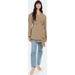 Wool Blend Asymmetric Jacket - S - Also in: XS, M found on Bargain Bro Philippines from Verishop Inc for $94.00