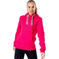 Hype Womens/Ladies Drawstring Pullover Hoodie (Pink) - 0 found on Bargain Bro Philippines from Verishop Inc for $36.20