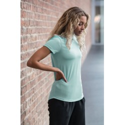 Just Cool Womens/Ladies Sports Plain T-Shirt (Mint) - XL - Also in: L, M, XS, S found on Bargain Bro Philippines from Verishop Inc for $15.95
