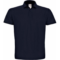 B & C Id.001 Unisex Adults Short Sleeve Polo Shirt (Navy Blue) - 2XL - Also in: XL, L, S, XS, M, 3XL found on Bargain Bro Philippines from Verishop Inc for $17.20