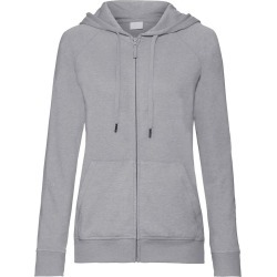 Russell Womens/Ladies Hd Zipped Hood Sweatshirt (Silver Marl) - S - Also in: L, M, XS, 2XL, XL found on Bargain Bro Philippines from Verishop Inc for $24.70