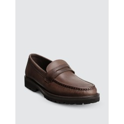 Harrison Pen Slip On Penny Loafer - 8/D - Also in: 8/5/D, 11/D, 11/5/D, 7/D, 9/D, 11/5/E, 9/5/D, 7/5/D, 10/5/D, 13/D, 12/E, 14/D found on Bargain Bro India from Verishop Inc for $295.00