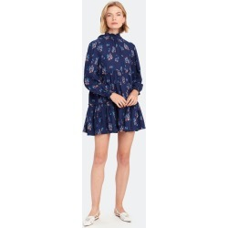 Petit Fours Smock Neck Mini Dress - XL - Also in: M, L, S, XS found on Bargain Bro Philippines from Verishop Inc for $102.00
