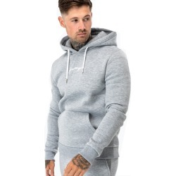 Hype Mens Logo Pullover Hoodie (Gray) - XS - Also in: XXL, L, XL, XXS, S, M, 3XL found on Bargain Bro Philippines from Verishop Inc for $49.45
