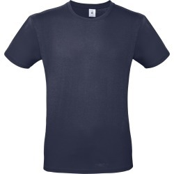 B & C Mens E150 Tee (Urban Navy) - 3XL - Also in: 5XL, L, XS, 2XL, S, XL, M found on Bargain Bro Philippines from Verishop Inc for $16.45