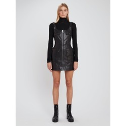 Phantom Leather Mini Dress - S - Also in: XS, L found on Bargain Bro Philippines from Verishop Inc for $330.00