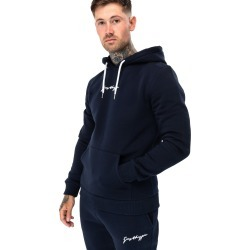 Hype Mens Scribble Pullover Hoodie (Navy) - XXS - Also in: XXL, XL, S, L, 3XL, XS, M found on Bargain Bro Philippines from Verishop Inc for $49.45