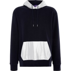 Ralph Lauren Metallic-Paneled Cotton Hoodie Size: M found on Bargain Bro UK from moda operandi uk