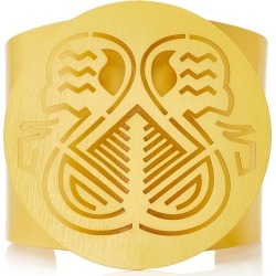 Paula Mendoza Pacha Gold-Plated Brass Cuff Bracelet found on Bargain Bro UK from moda operandi uk