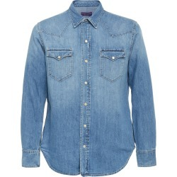 Ralph Lauren Denim Western Shirt Size: L found on Bargain Bro UK from moda operandi uk