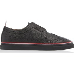 Thom Browne Pebble-Grain Leather Brogue Sneakers Size: 11 found on Bargain Bro UK from moda operandi uk