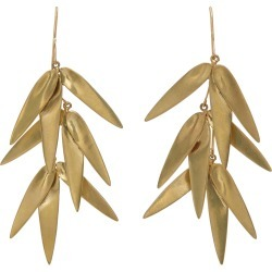 Annette Ferdinandsen Exclusive: Golden Bamboo Cluster Earring found on Bargain Bro Philippines from Moda Operandi for $3225.00