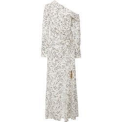 Acler Sparrow One Shoulder Split Maxi Dress found on MODAPINS from Moda Operandi for USD $370.00