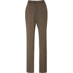Peter Do Ankle-Slit Twill Slim-Leg Pants Size: 34 found on Bargain Bro India from Moda Operandi for $960.00