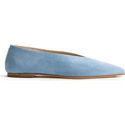Aeyde Moa Suede Flats found on MODAPINS from moda operandi uk for USD $229.36