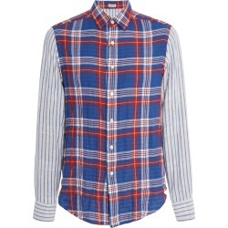 Loewe Checked Cotton-Blend Shirt found on Bargain Bro Philippines from Moda Operandi for $413.00