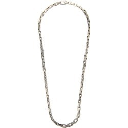 M. Cohen 7Mm Sterling Silver Equinox Link Necklace Size: M found on Bargain Bro UK from moda operandi uk