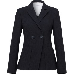 Dorothee Schumacher Touch Of Summer Tailored Jacket Size: 5 found on Bargain Bro India from Moda Operandi for $690.00