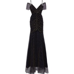 Alice McCall Venus Valentine Beaded Silk-Chiffon Gown found on MODAPINS from moda operandi uk for USD $950.23
