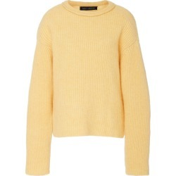 Sally LaPointe Airy Cashmere Silk Ribbed Sweater Size: M/L found on Bargain Bro India from Moda Operandi for $1300.00
