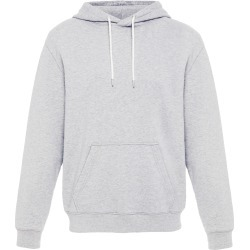 FRAME Classic Fit Grey Hooded Sweatshirt found on Bargain Bro Philippines from Moda Operandi for $105.00