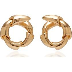 Vhernier 18K Pink Gold Calla Earrings found on Bargain Bro India from Moda Operandi for $4300.00