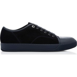 Lanvin Suede Cap-Toe Sneakers found on Bargain Bro Philippines from Moda Operandi for $343.00