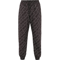 Fendi - Karligraphy Ff-print Technical Track Pants - Mens - Black found on Bargain Bro Philippines from Matches Global for $890.00