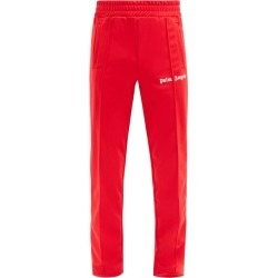 Palm Angels - Logo-print Jersey Track Pants - Mens - Red found on Bargain Bro UK from Matches UK