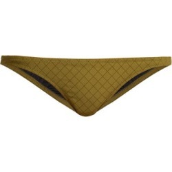 Made By Dawn - Petal Low-rise Bikini Briefs - Womens - Green found on Bargain Bro Philippines from Matches Global for $35.00